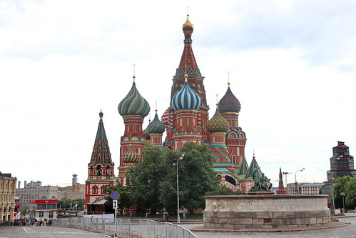 Moscow, Cathedral of Vasy the Blessed, 2018.06.11 (01)