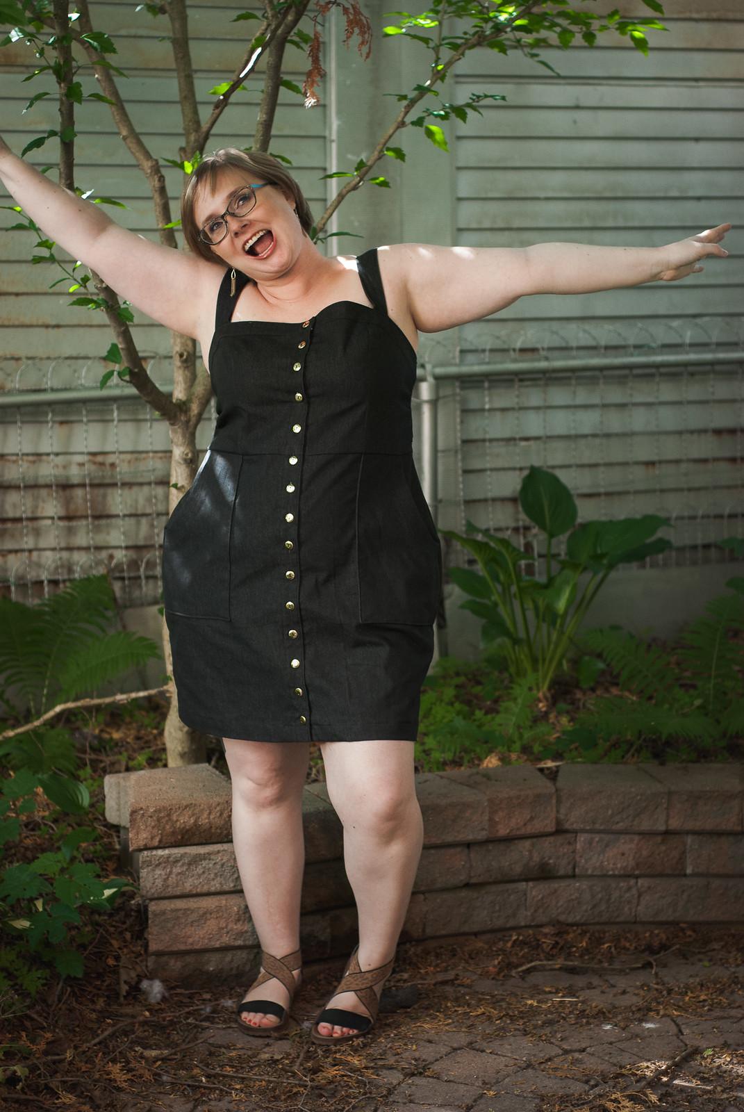 Closet Case Pattern Jenny Dress