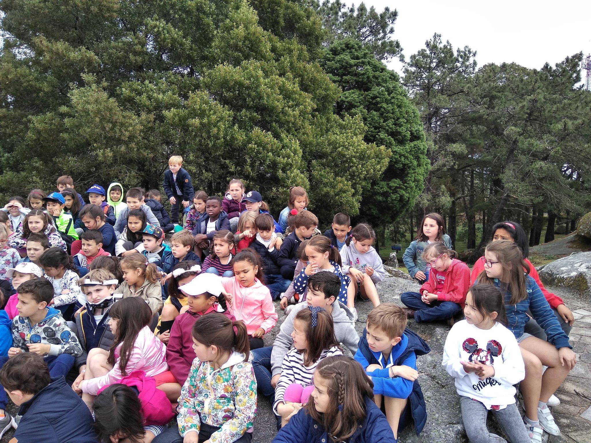 Excursión Monte Aloia 12/06/18