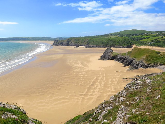 South Gower Beaches
