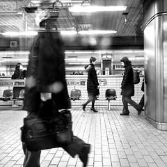 Commuters' Tango