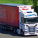 SCANIA S500 - FREIGHT DIRECT Ireland Ltd Larne NI