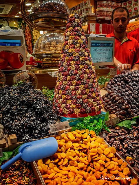 Kuru Meyve (Dry Fruit)
