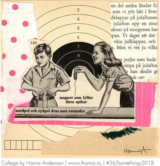 He just didn't get the attraction thing leftover from week 18 - Collage no 134 of 365 by iHanna #3365somethings2018