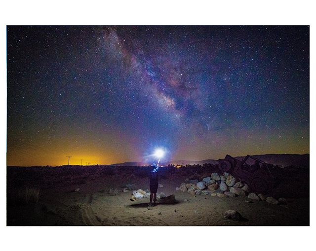 """""""A dream doesn't become reality through magic; it takes sweat, determination and hard work."""" - Colin Powell 📍 Borrego Springs, San Diego County, CA, USA . Edited with: @canonusa 5D Mark II w/ 16-35mm f4.0 . Edited with: Lightroom CC . The Mi"""