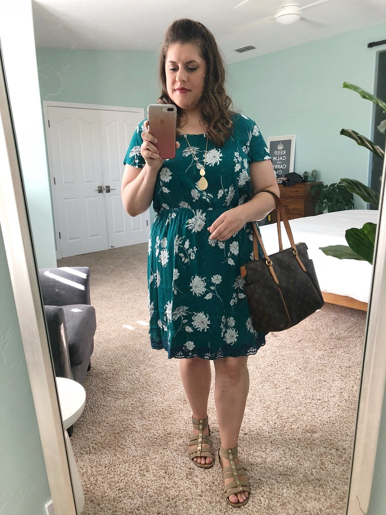 Summer Stitch Fix Outfit