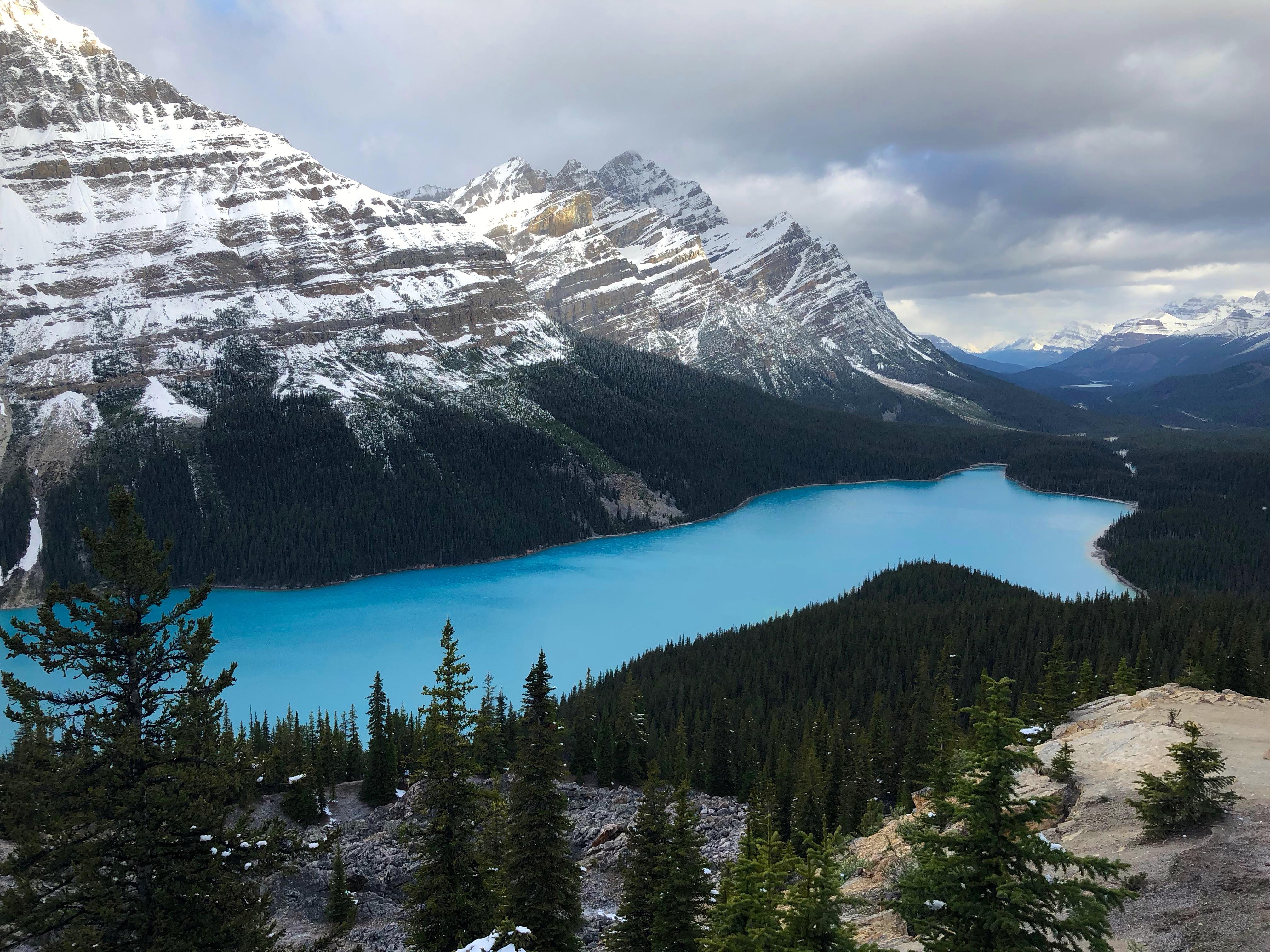 Canada Rockies TrekAmerica Itrekhere 2018 170