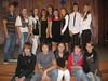 После посещения горы Стрельная и фермы по выращиванию жень-шеня в школе 154 был дан концерт в честь штутгартской делегации.