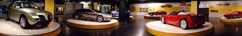 Musée de l'Automobile - Torino, Italy