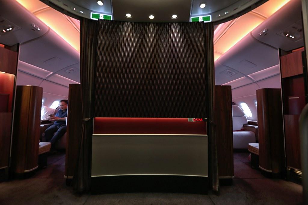 Qatar A380 First Class 6