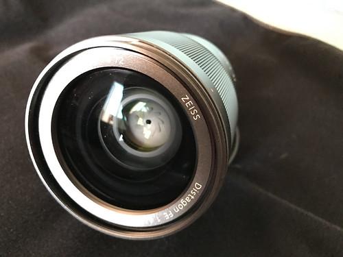 VENDIDO Objetivo Sony SEL35F14Z FE Distagon T* FE 35mm f/1.4 ZA en Camaras y Objetivos39711169800_f7e2020210