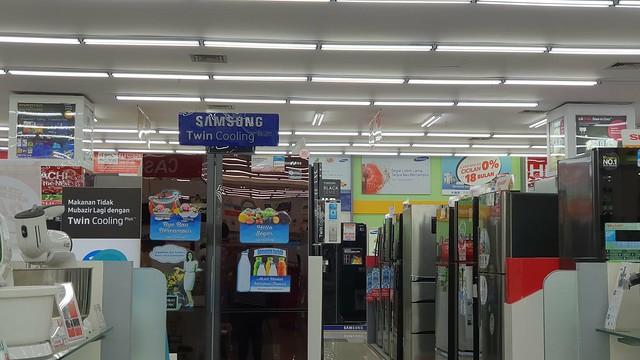 Hasil kamera Galaxy S9 Plus 2x zoom (Liputan6.com/ Agustin Setyo W)
