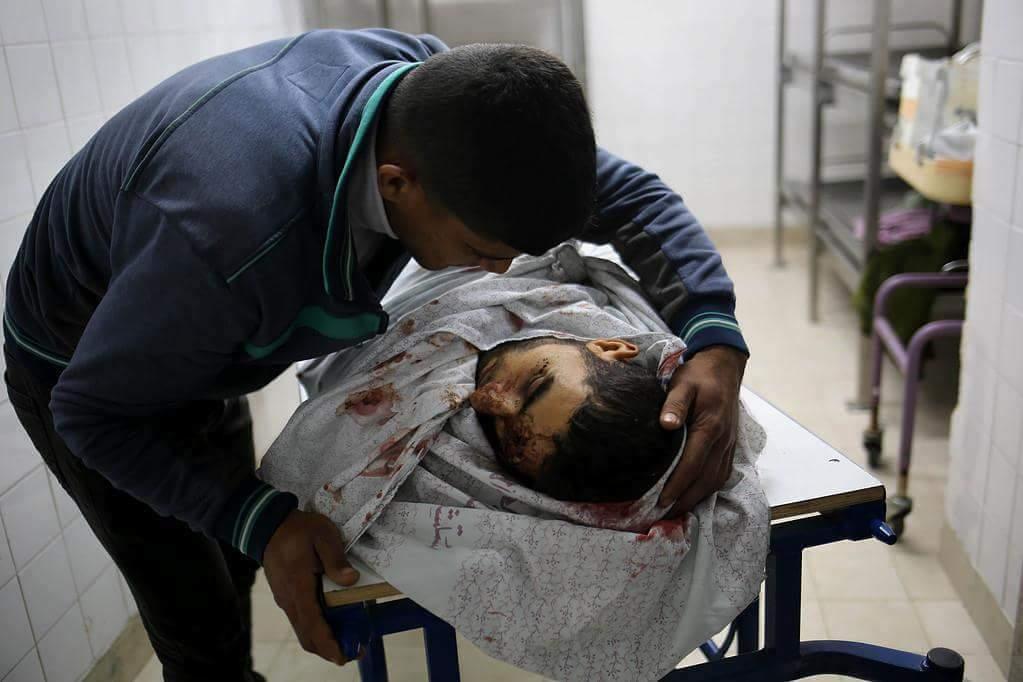 شهيد غزة