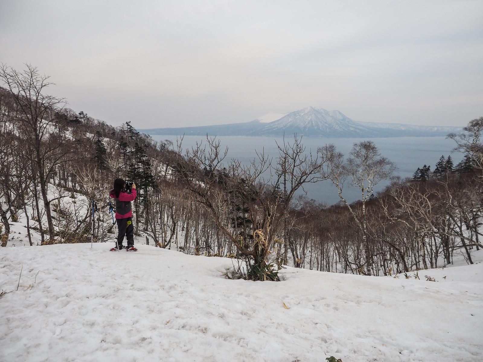 Mt. Ichankoppe ski touring and winter camping (Hokkaido, Japan)