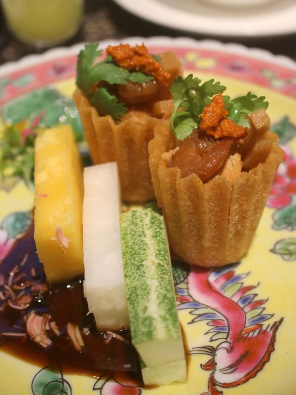 Rojak Jawa and Kueh Pie Tee