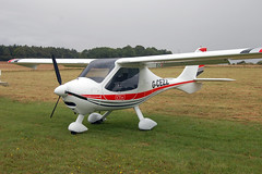 G-CEZZ Flight Designs CTSW (07-08-05) Popham 030808