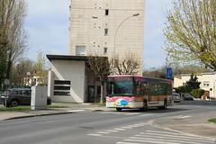SITAC - Irisbus Citelis 12 n°903 - Ligne 1