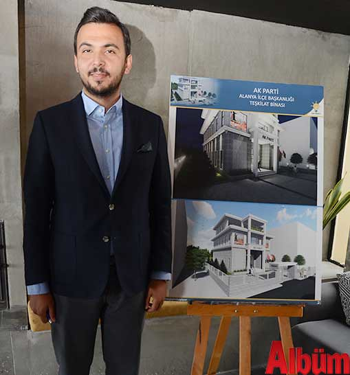 AK Parti Alanya İlçe Başkanı Mustafa Toklu
