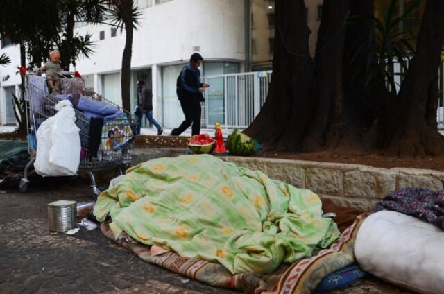 O Banco Mundial considera que renda individual e diária de US$1,90 ou menos caracteriza pobreza extrema - Créditos: Rovena Rosa/Agência Brasil