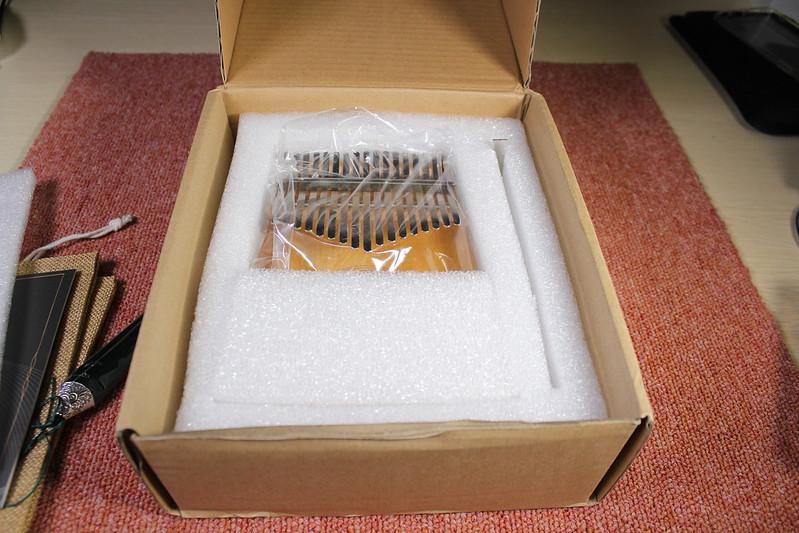 ammoon 17キー カリンバ (4)
