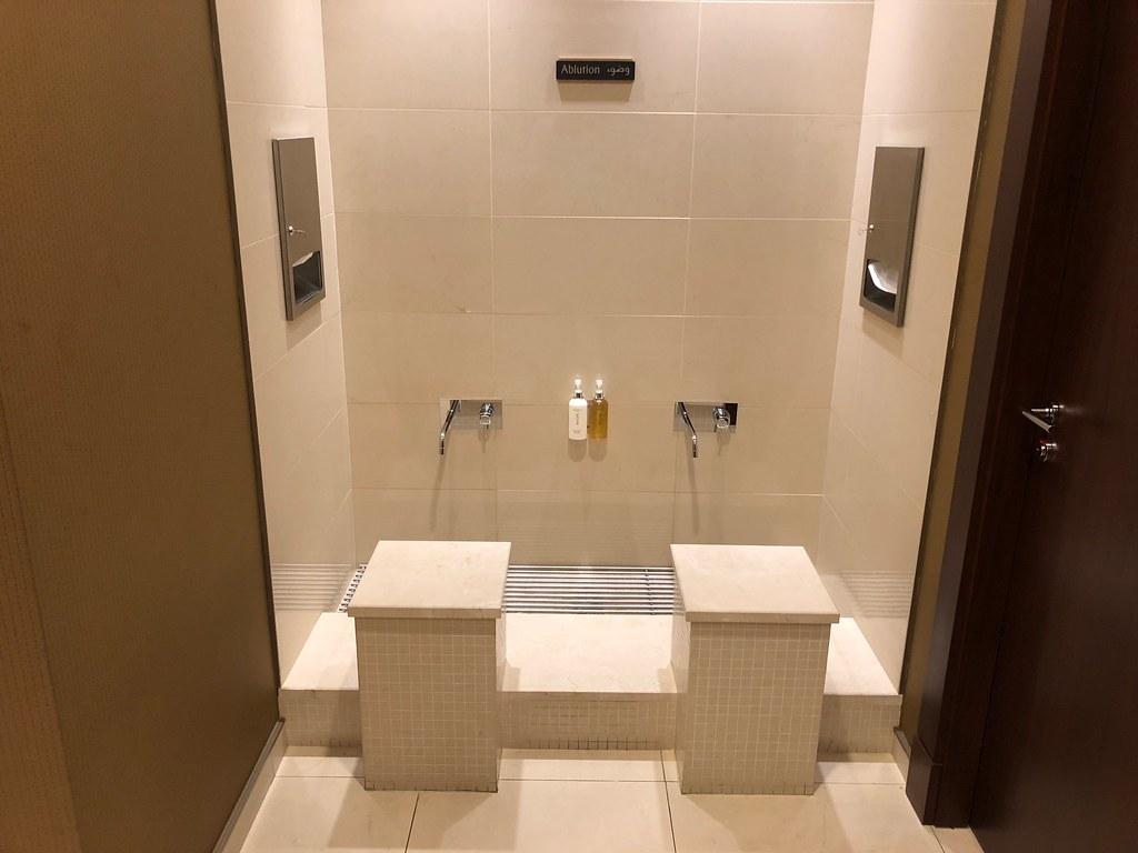 Emirates Lounge Milan MXP 59