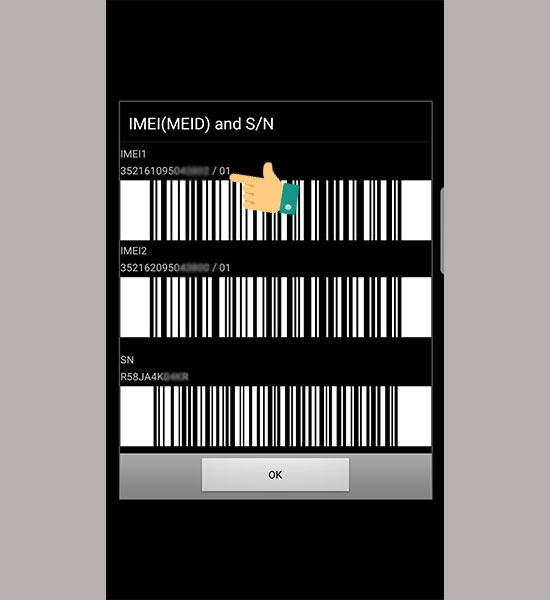 Hướng dẫn kiểm tra imei Samsung chính hãng - Cách kiểm tra imei Samsung
