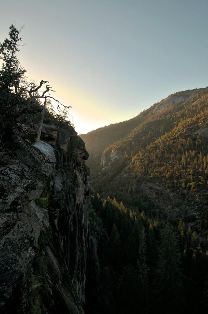 Cliff Edge | Yosemite National Park, California