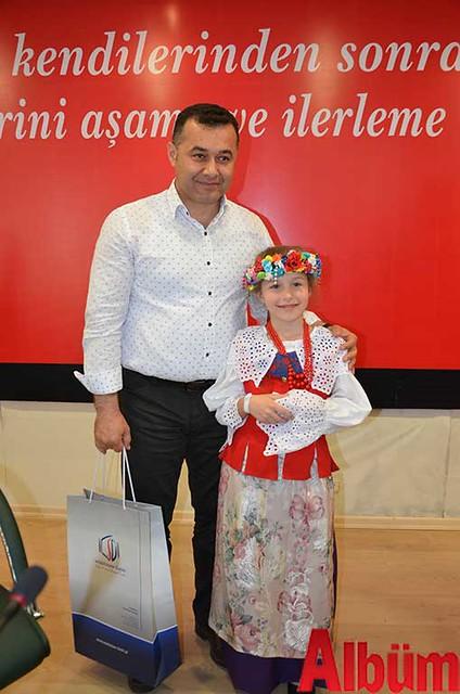 Alanya Belediyesi Kardeş Şehirler 23 Nisan-Alanya Beleidye Başkanı Adem Murat Yücel