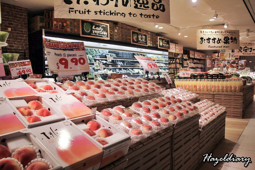 Don Don Donki 100AM Store-Fruits