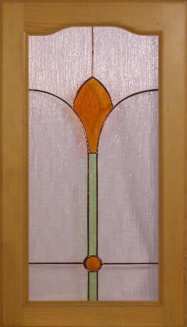 vitráž do nábytkových dvířek ND 005 03