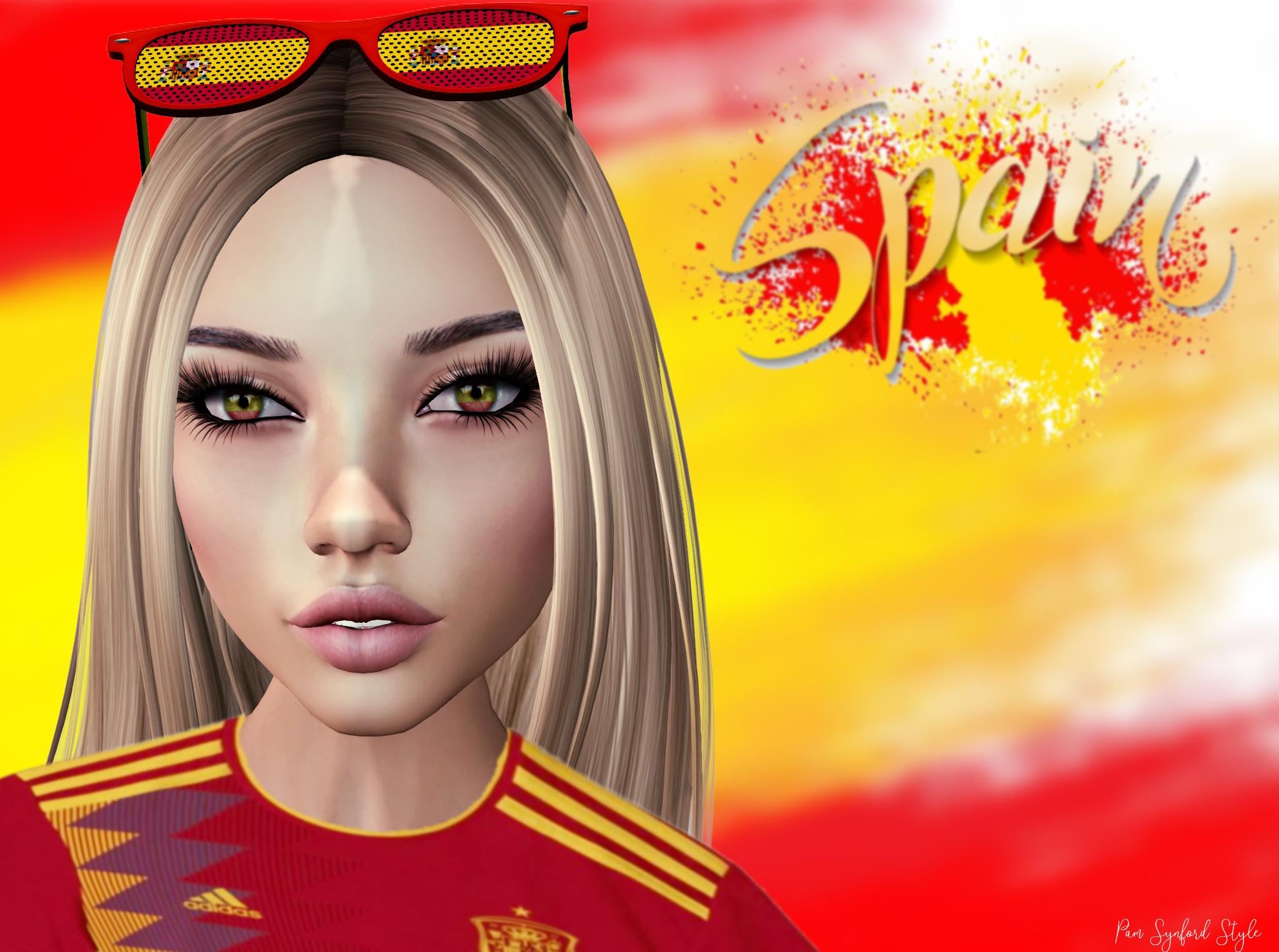 SPAIN! ~ Az Designs ❤❤