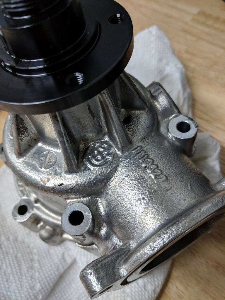 Oe Waterpump Is This For Real Bmw M3 Forum Com E30 M3 E36 M3