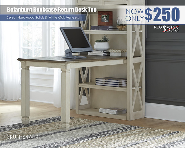 Bolanburg Return Desk_H647-14-17