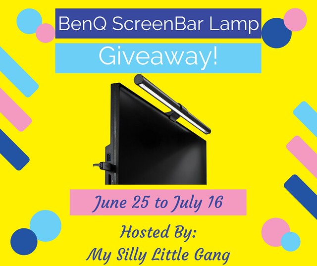 BenQ ScreenBar Lamp Giveaway