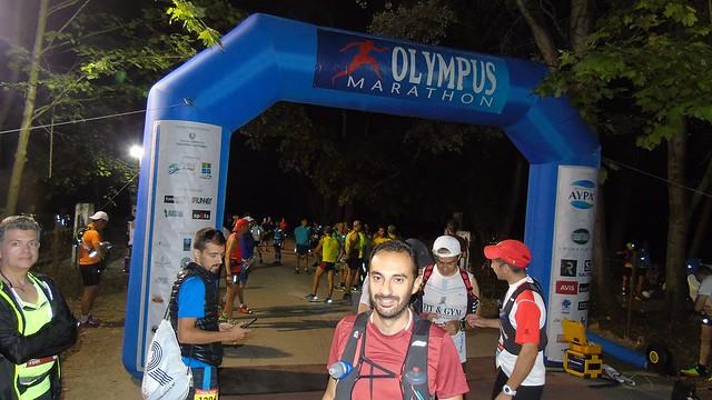 15ος ορεινός μαραθώνιος «Olympus Marathon 2018»