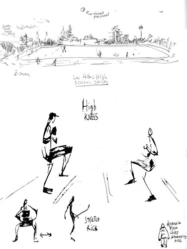 Sketchbook #112: Black Belt Training