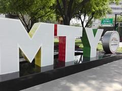 Visita a la UANL. y Monterrey.