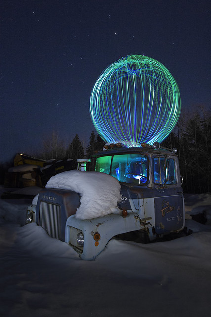 Orb Truck, Canon EOS 7D, Sigma 8-16mm f/4.5-5.6 DC HSM