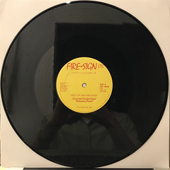 NORMAN GISCOMBE, JR.:GET UP AND DANCE(RECORD SIDE-B)