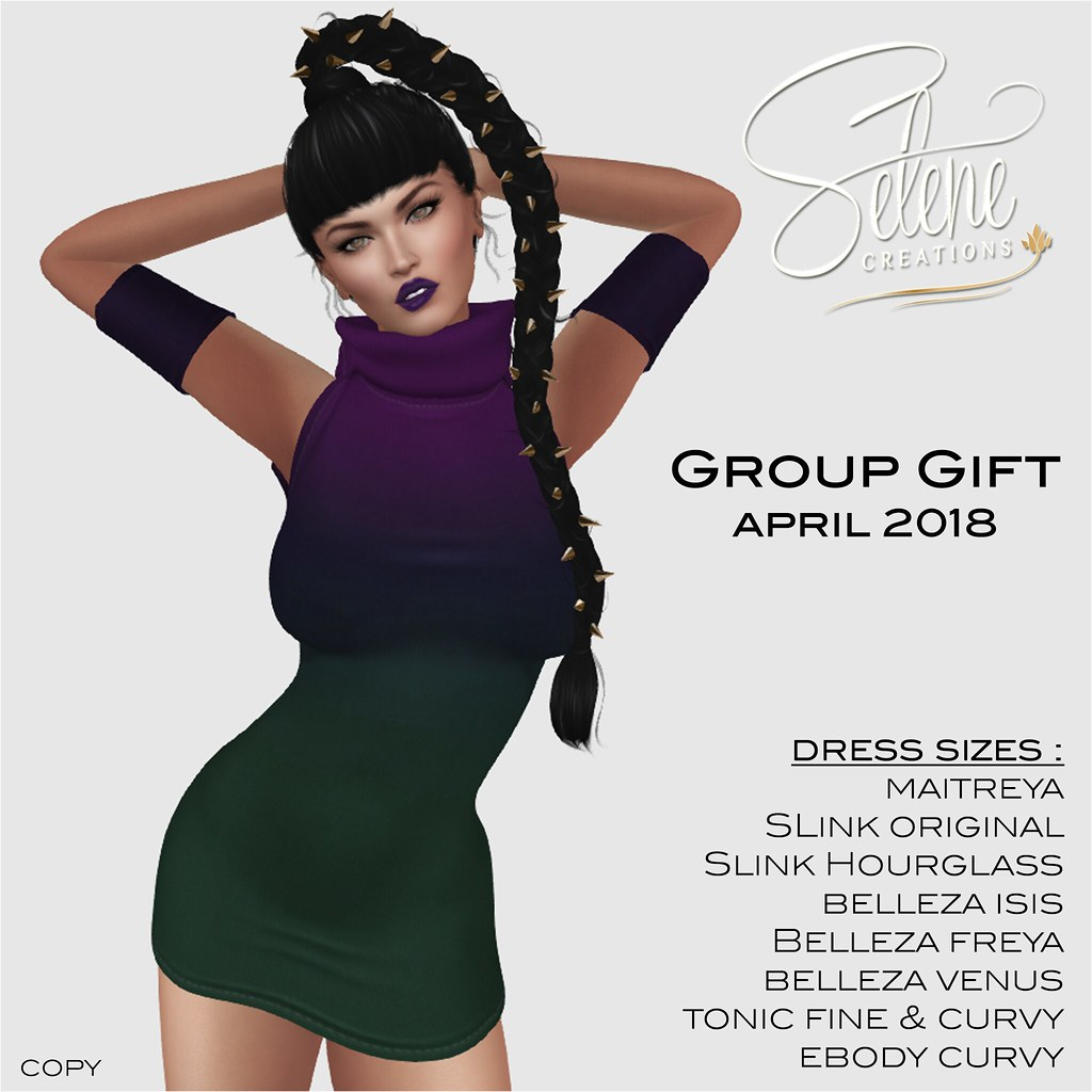 Group gift april 2018 - TeleportHub.com Live!