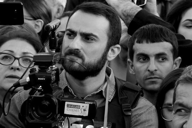 Sargis Bulghadaryan, CivilNet