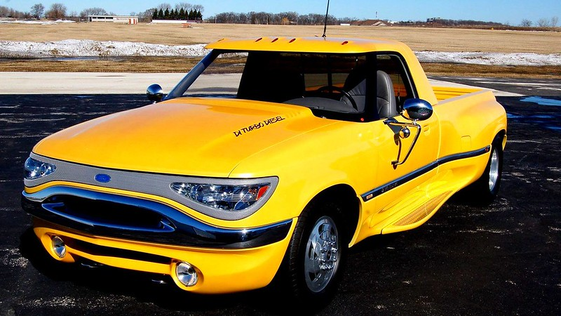 Ford Powerstrokes 1994