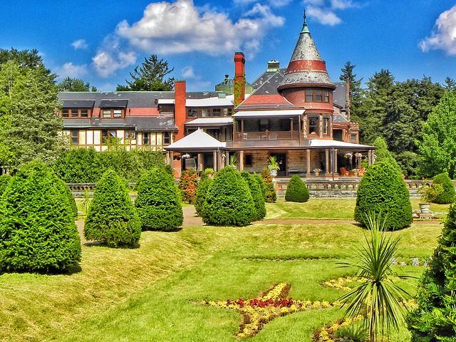 Sonnenberg Gardens & Mansion ~ Historic Park ~ Canandaigua NY