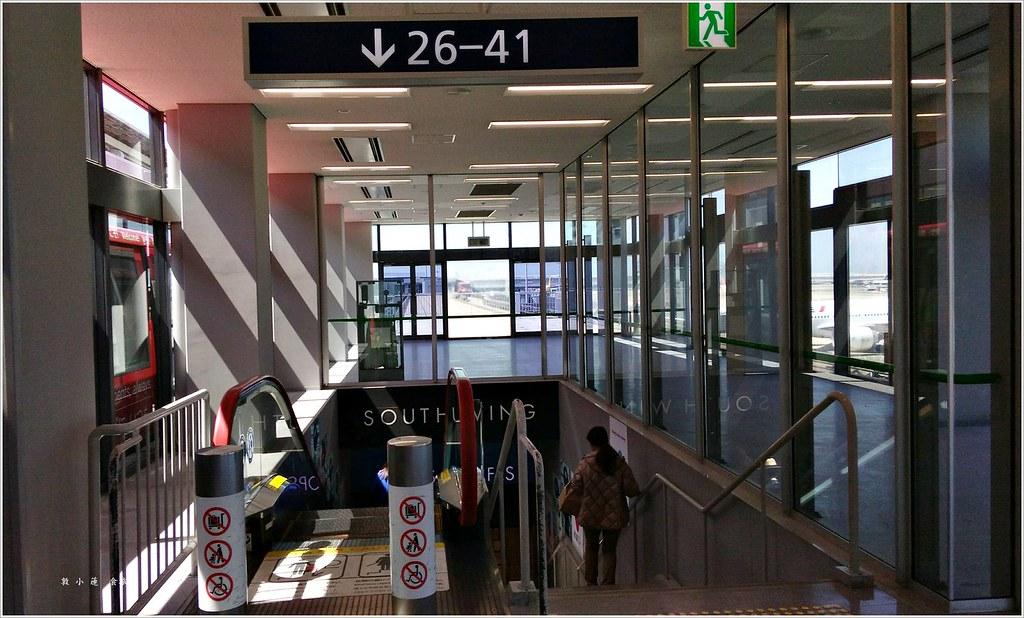 大阪回程難波電車往關西空港_180422_0031