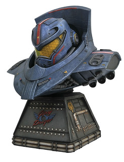 DIAMOND SELECT TOYS Deploys Gipsy Danger From Pacific Rim!