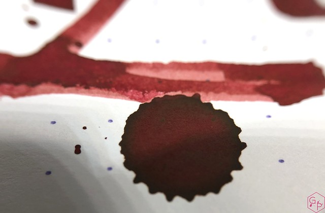 Blackstone Red Kunzea Ink Review @Appelboom 13