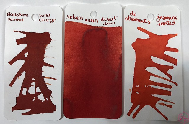 Blackstone Wild Orange Ink Review @Appelboom 3