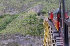 Tren de la Libertad - Ecuador