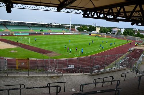 VfL Wolfsburg II 0:2 Hertha BSC II