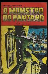 O Monstro Do Pântano (Swamp Thing) Brazil
